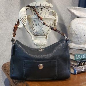 Coach Vintage Chelsea Leather Shoulder Bag